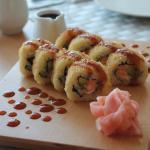 Notre crunchy roll