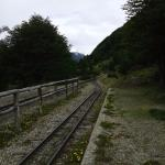 The End of the World Train Foto