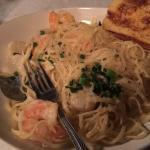 Shrimp & Scallops Alfredo Pasta