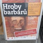 Hroby barbarů - výstava