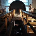 ricostruzione galea genovese del '600