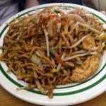 Combination Stir-fried Noodles