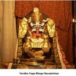 sri vardha yoga bhoga narasimha