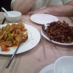 main meals
