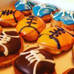 Super Bowl donuts