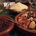 Exemples de plats du restaurant, menus et déco!