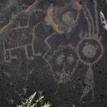 Lots of petroglyphs throughout the park.
