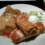 Chicken Chimichanga's