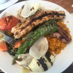 Lamb Adana and Chicken Adana Skewers
