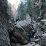 Hidden Canyon Foto