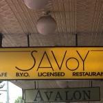 Savoy Cafe Restaurant Foto