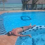 La piscina del relax