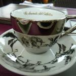Beautiful teacup
