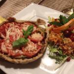 Hoofdgerecht: De Hemelse Verrassing, een zalig hartig taartje