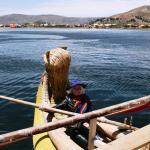 Титикака, плавучие острова Урос