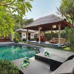 The Kampung Ubud Villa Foto