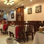 Hanoi Holiday Diamond Hotel Foto