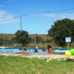 Caravan Park Swimming Pool