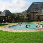 Self-Catering Villas Swimming Pool