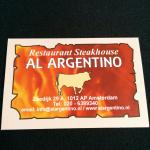 Photo of Al Argentino