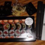 Fotografija – Zen Sushi to Go, Pama