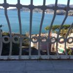 Balcon rouillé