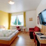 Hotelzimmer mit Moselblick