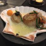 COQUILLES Tom kha kai – curry– beukenzwam – butternut