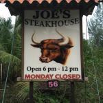 Joe's Steakhouse