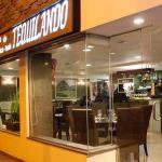 Restaurante Mexicano Fusión muy moderno.