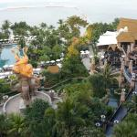 Centara Grand Mirage Beach Resort Foto
