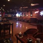 The bar is nice !!!