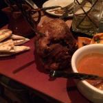 Crisp Braised Pork Shank