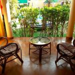 Casa De Goa Boutique Resort Foto