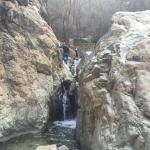 Waterfalls at Ourika valley, Atlas Mountains