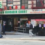 New Mandarin Court on Mott St in Chinatown (since the 80s)