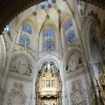 Burgos Cathedral Foto