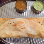 South Indian food just like home