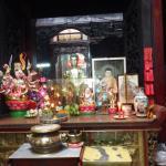 Inside Emperor Jade Pagoda