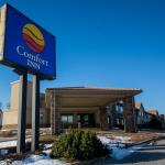Comfort Inn Leamington