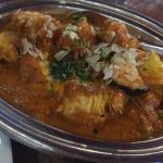 Indisches Restaurant berlin Maharadscha Foto