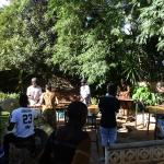 Second local marimba group - New Years Day fun!