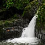 Alternate Falls for Swimming on Juan Diago  River