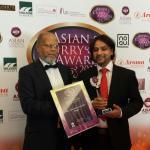 Multiple awards winning indian takeaway
