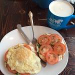 Blue Horse Cafe Foto