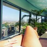 Hotel NH área piscina - break