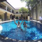 Radha Bali Hotel Foto
