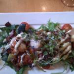 Scallop and Bacon Salad