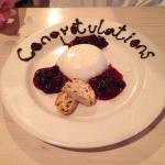 Surprise dessert!!