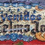 Famoso mural ubicado en el pasaje San Lorenzo